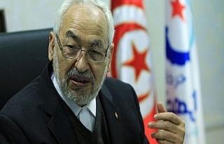 Nahda lideri Gannuşi Tunus'ta uzlaşı arayışında