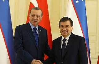 Özbek lider de 'Türkçe Konuşan Ülkeler İşbirliği...