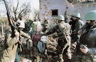 Sırpların toplama kampında öldürülen Boşnaklar
