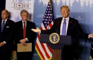 Trump, Ruhani ile önkoşulsuz görüşmek istiyor