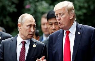 Trump'tan Putin'in Moskova davetine yeşil...