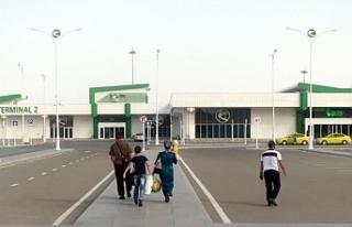 Türkmenistan'dan yurt dışına para çıkışı...