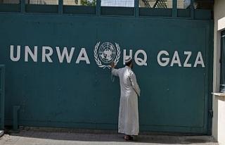 UNRWA çalışanları Gazze'deki ofislerini kapattı