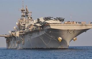 Yemen'de Husiler askeri deniz operasyonlarını...