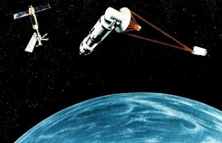 ABD Uzay Kuvvetleri için düğmeye basıldı