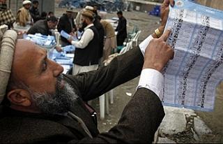 Afganistan cumhurbaşkanlığı seçim tarihi belli...