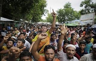 Arakanlı Müslümanlardan 'Bir daha asla'...