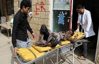 BM Yemen'de çocukları vuran saldırıya soruşturma...