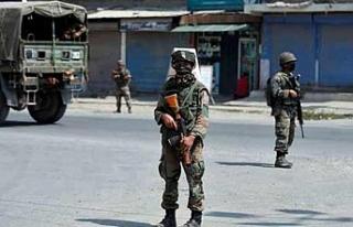 Cammu-Keşmir'de çatışma: 6 ölü