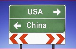 """Çin'den ABD'ye """"çete zihniyeti""""..."""