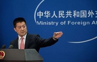 Çin, İran'la ticaretimiz şeffaf ve yasal dedi