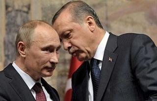 Erdoğan Putin'le Ukraynalı siyasi tutsakları...