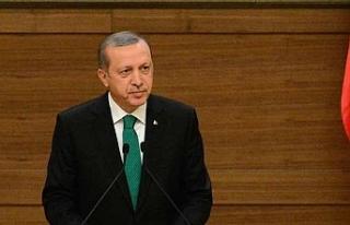 Erdoğan: Türkiye ekonomik kuşatma ile karşı karşıyadır