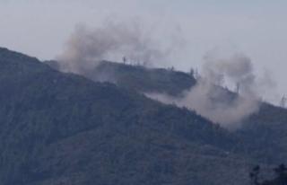 Esed ve destekçileri Türkmendağı'na saldırıyor