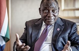 Güney Afrika'dan Trump'a tepki: İçişlerimize...