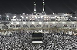 Kutsal yolculuk başladı, peki Mekke'de konaklama...