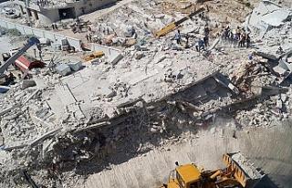 İdlib'de şiddetli patlama: En az 32 ölü