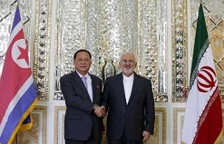 İran ve Kuzey Kore üst düzey heyeti Tahran'da...