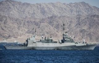 İsrail, Gazze açıklarında İsveçli yelkenliye...