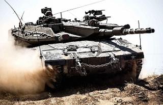 İsrail Gazze'yi hem karadan hem havadan vurdu
