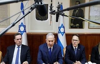 İsrail kabinesi Hamas ile antlaşmanın detaylarını...