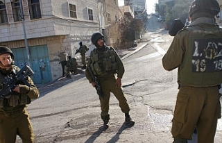 İsrail saldırısı sonucu iki Filistinli şehit...