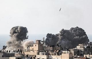 İsrail yine Gazze'ye saldırdı, ateşkes ilan...