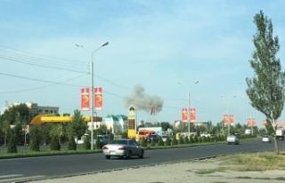 Kırgızistan'ın başkentinde patlama