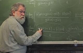 Matematik eğitiminin Nobel'i Ali Nesin'e