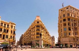 Mısır'da bina çöktü: 5 ölü