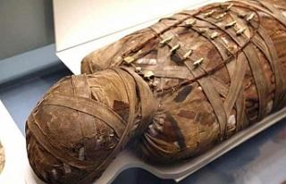 Mısırlıların mumyalama sırlarından biri daha...