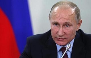 Putin: Türkiye ile ilişkilerimiz zenginleşiyor