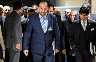 Rusya, Suriyeli muhalifle görüştü