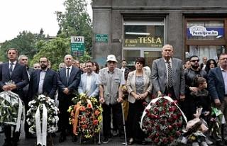 Saraybosna'da pazar yeri katliamının 23. yılı