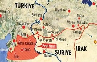 Suriye'de hakimiyet alan haritası her gün değişiyor