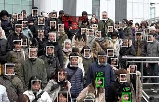 Tokyo Olimpiyatları'nda yüz tanıma sistemi...