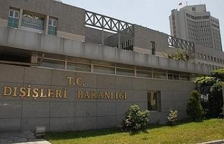 Türkiye Kabil'deki terör saldırısını kınadı