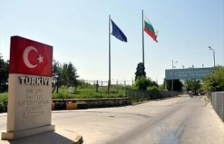 Türkiye sınırında Almanlara sıkı önlem