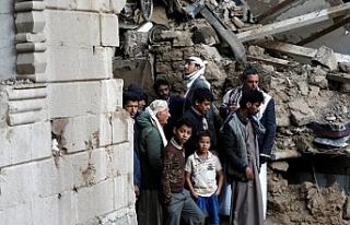 Yemen'de 9 günde 450 sivil hayatını kaybetti