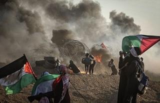 Bir Filistinli çocuk daha hayatını kaybetti