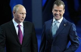 'Birleşik Rusya seçimlerde kendisine yakışır...