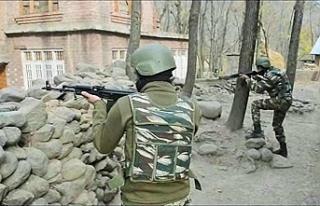 Cammu Keşmir'de direnişçiler pusuya düşüldü