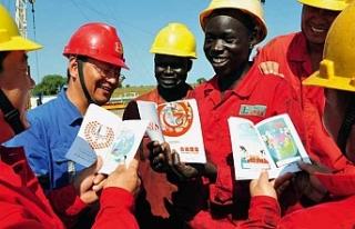 Çin'in Afrika yatırımları rahatsız etti