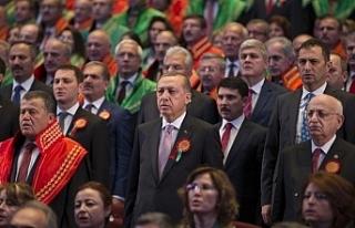 Cumhurbaşkanı Erdoğan'dan 'Yeni Adli Yıl'...