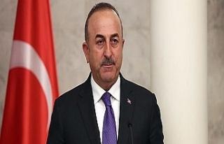 Çavuşoğlu, ABD ve Almanya Dışişleri Bakanları...