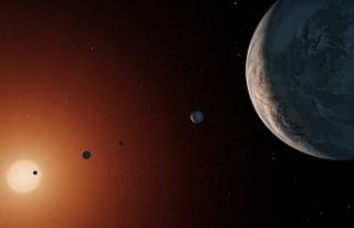 Dünya'dan 250 kat fazla su bulunan gezegenler...