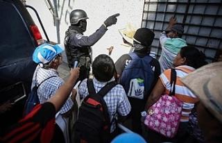 Fidye için tutulan 39 göçmen kurtarıldı