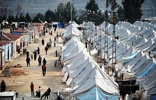Gaziantep'teki geçici barınma merkezleri tahliye...