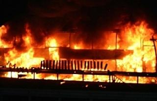 Güney Afrika'da patlama, 8 ölü