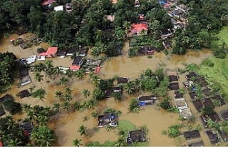 Hindistan'da sular çekildi, hastalıklar can...